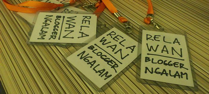 Nametag Bloggerngalam