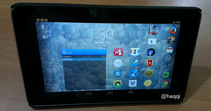 Tablet setia, ASUS Nexus 7